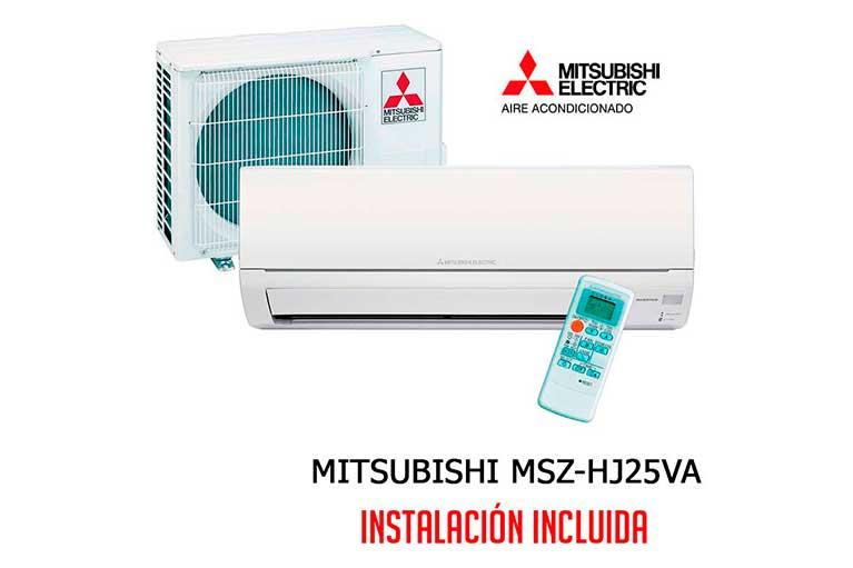 MITSUBISHI-MSZ-HJ25VA1